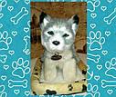 🐶 Интерактивная собачка с датчиком движения на коврике живая: супер ПОДАРОК ребенку, фото 2
