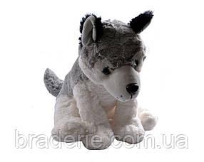 Мягкая игрушка собака Лайка 04114