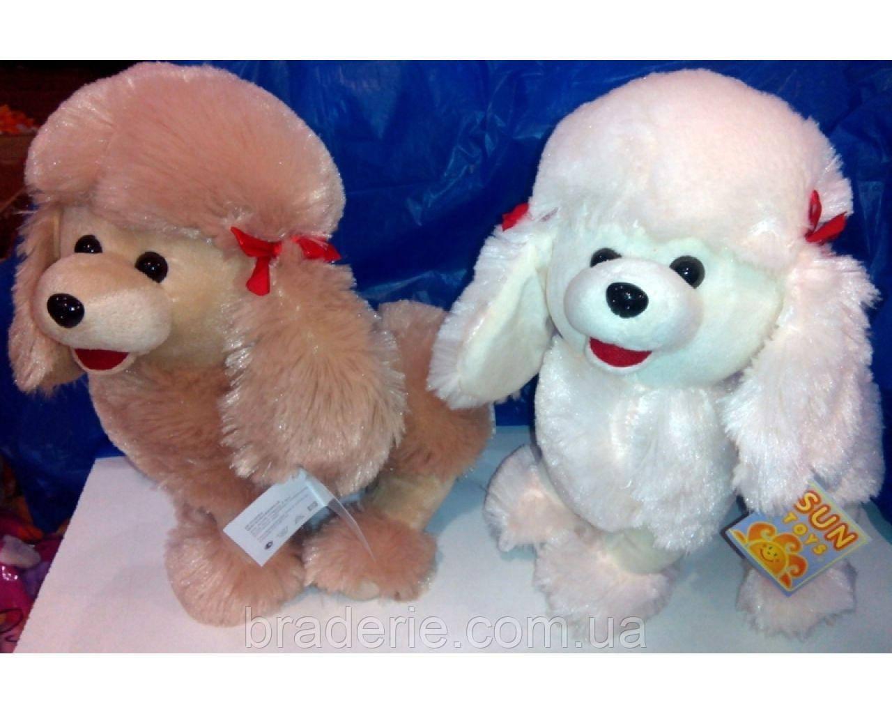 Мягкая игрушка Собака Пудель 4028-26