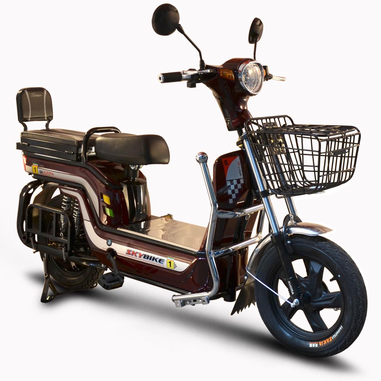 Электровелосипед MODUL (800W/60V)