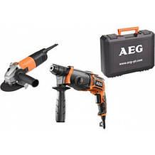 Набір електроінструменту AEG JP240B2C