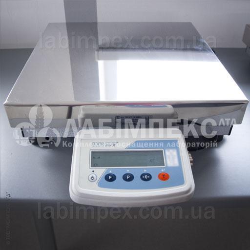 Весы лабораторные ТВЕ-60-1-(400х400)-13р