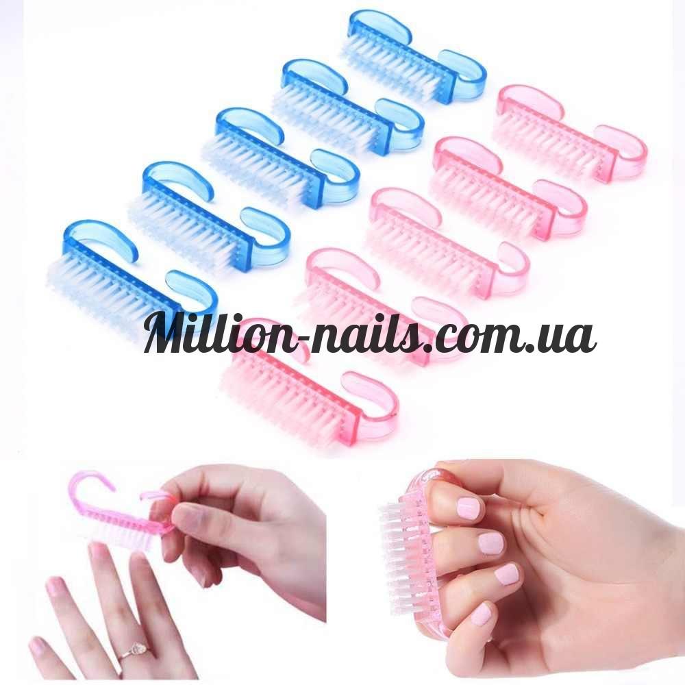 Щетка для удаления пыли с ногтей, маленькие( цвета в ассортименте), фото 1