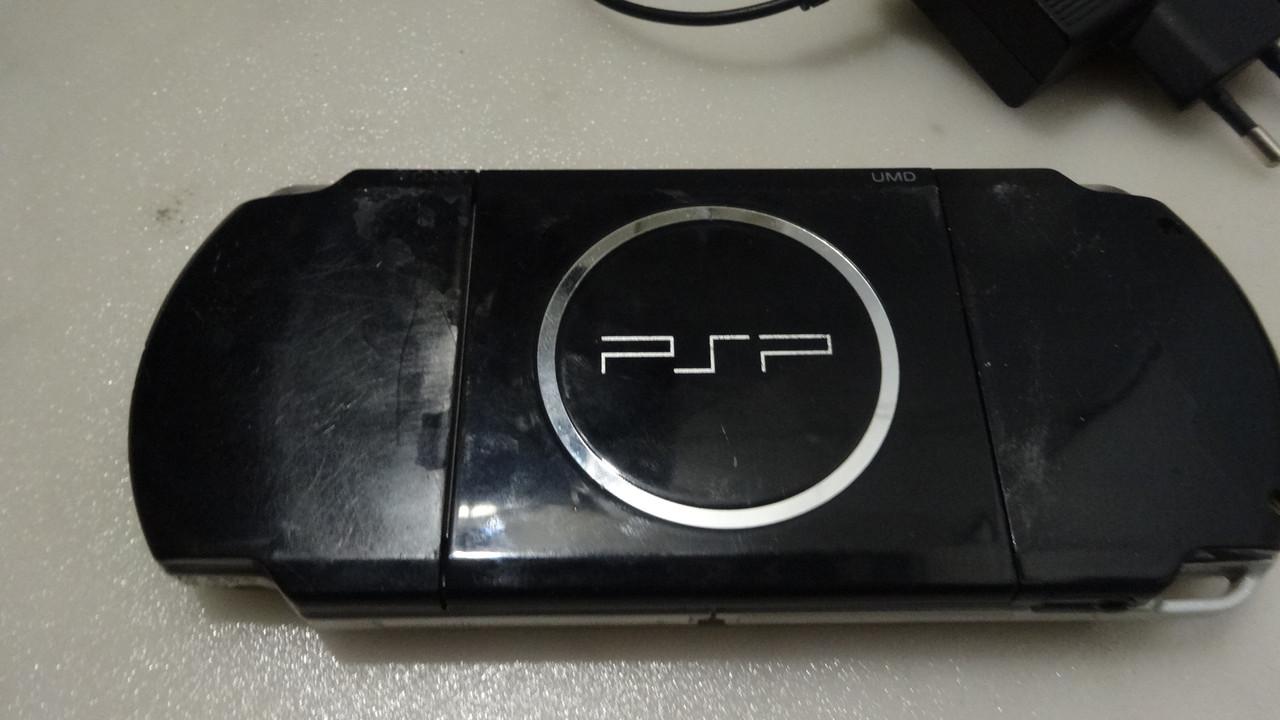 Игровая приставка PSP-3004 с картой 16gb. Огромный комплект с играми