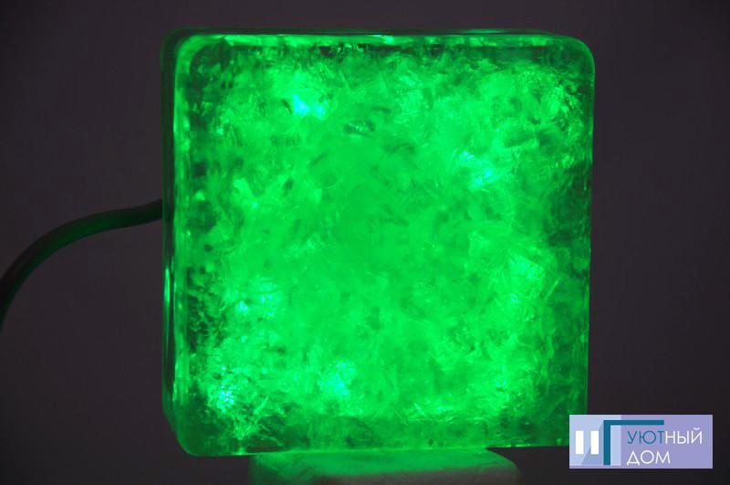 Тротуарний світильник LED-камінь Старе Місто 90 (120х55)RGB