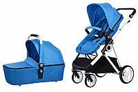 Детская универсальная коляска 2 в 1 Miqilong MI BABY T900 U2BL01