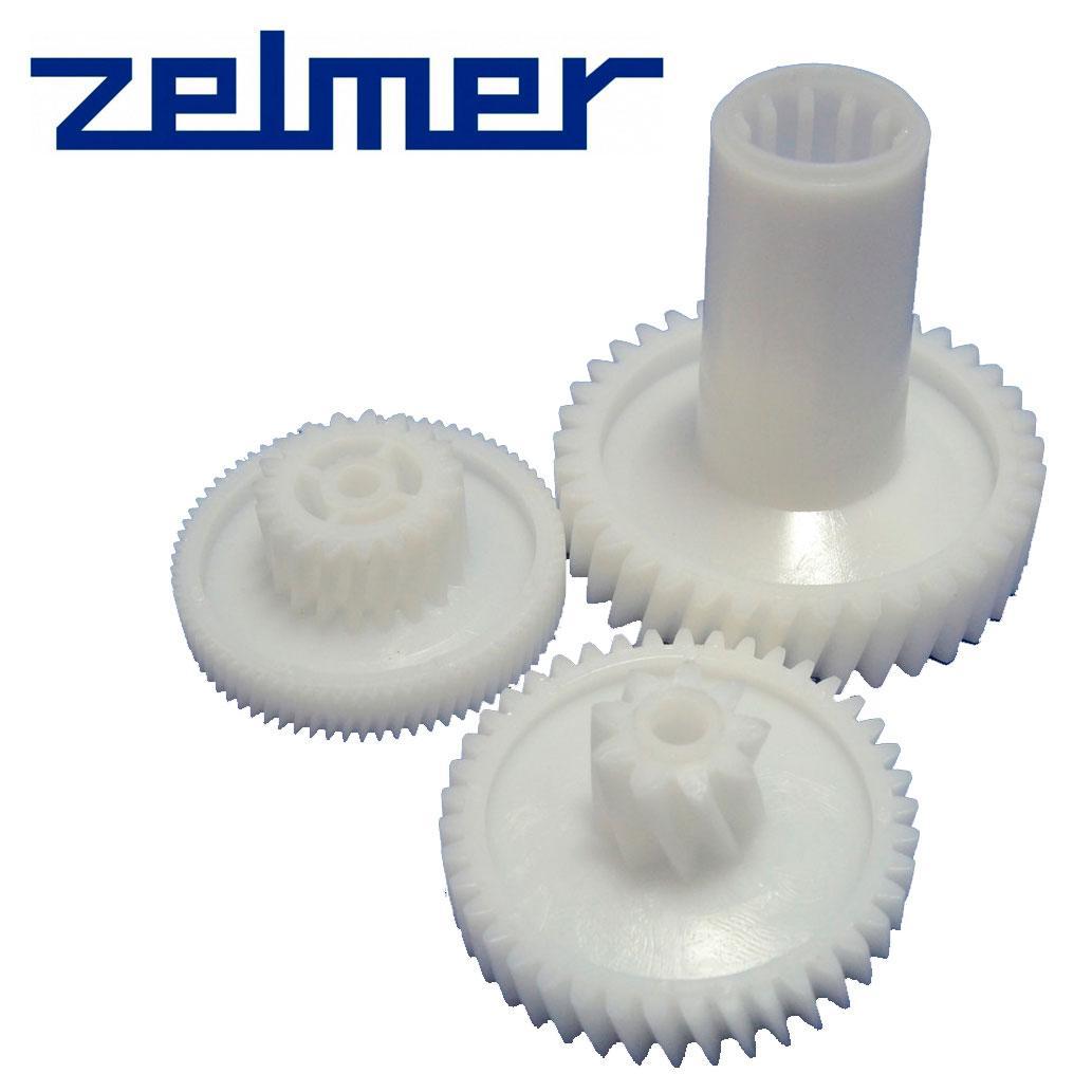 ➜ Шестерни для мясорубки Zelmer 793638 (187.0005)