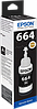 Контейнер з чорнилом Epson L100/ L200 Black (C13T66414A)
