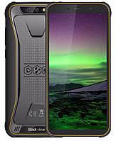 "Blackview BV5500 5,5"" IP68 2GB RAM 16GB ROM Android 8,1 4400 mAh 8MP Yellow"