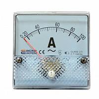Амперметр АС 100/5А 80х80 (А-80)