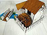 Набор игровой мебели Сказочная мельница (механическая), фото 4