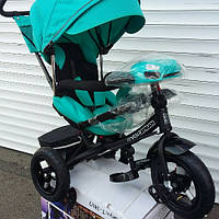 Велосипед-коляска Tilly Cayman T381 бирюза