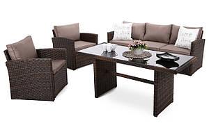 Комплект мебели из техноротанга SANTIAGO