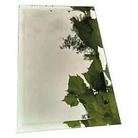 Фриз зеленый, бронза, графит фацет, фото 1