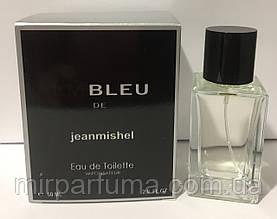 Туалетная вода оптом jeanmishel Love Bleu Men 60ml копия