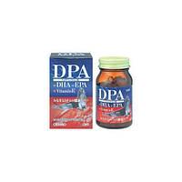 ORIHIRO Высоко очищенный жир гренландского тюленя (OMEGA 3 DHA+EPA+DPA+ Витамин Е) 30 дней 120 кп JAPAN
