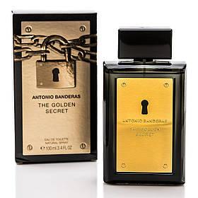 Мужская туалетная вода Antonio Banderas The Golden Secret EDT 100 ml реплика