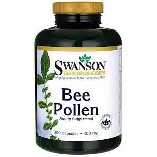 Bee Pollen ПЕРГА (пчелиный хлеб) 300 капс по 400 мг
