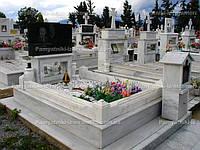 Мраморное надгробие № 14