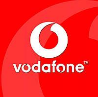 Золотой красивый номер Vodafone 099 х09-0003