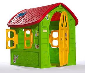 Детский игровой домик Dorex 5075. Два цвета.