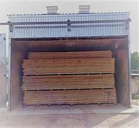 Способы и оборудование профессиональной сушки древесины
