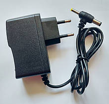 Импульсный адаптер питания 12В 1А (12Вт). Блок питания с двумя выходами 2.5 и 5мм