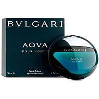 Мужская туалетная вода Bvlgari Aqva Pour Homme EDT 100 ml реплика