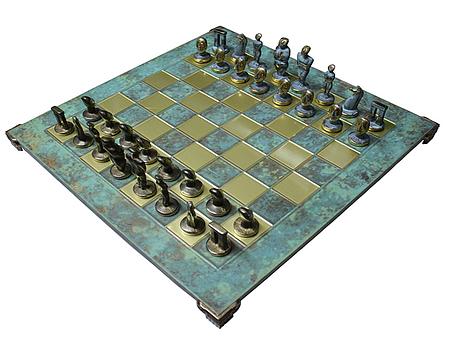 Шахматы -Manopoulos- S23BTIR, фото 2