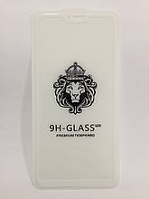 Защитное стекло Xiaomi Mi 8 Lite 4D White