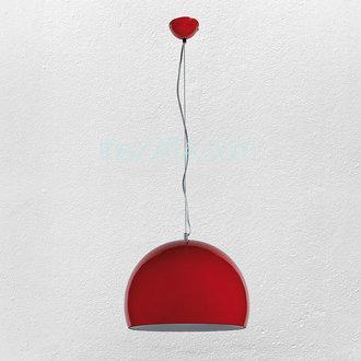 Люстра подвесная Levistella 720LK80052-3 RED