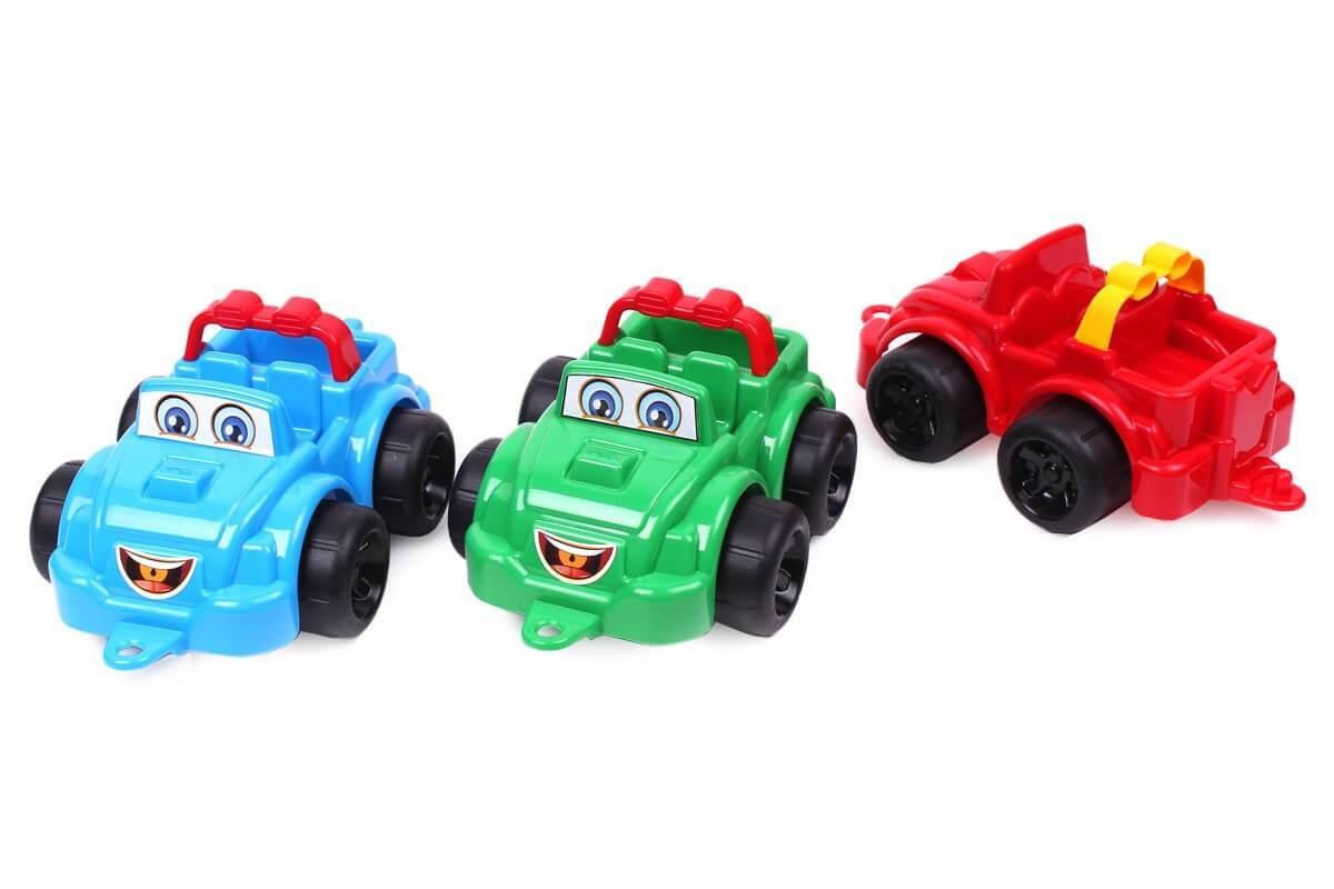 *Транспортна іграшка Позашляховик Максик*