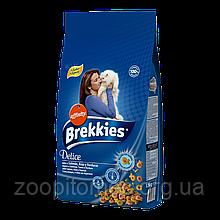 Корм Brekkies (Брекис) Cat Delice Fish для взрослых кошек с рыбой, 20 кг