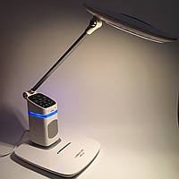 Настольная лампа с bluetooth колонкой  Lumen BL 1231, фото 1