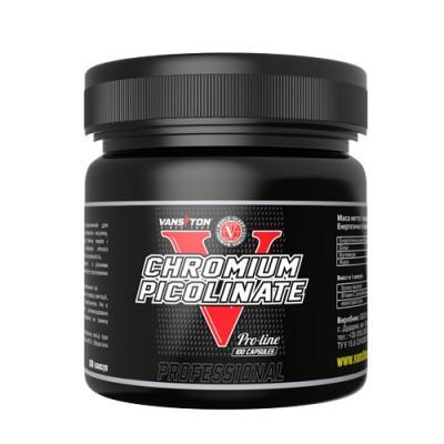 Пиколинат хрома (100 капс.) Chromium picolinate Vansiton