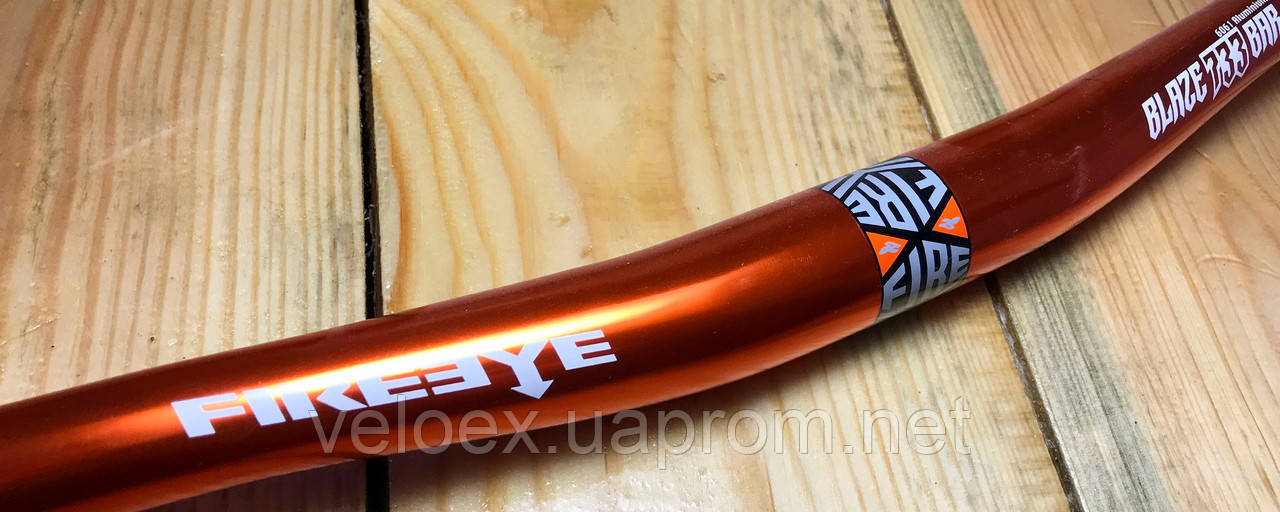 Руль FireEye Blaze 733 оранжевый