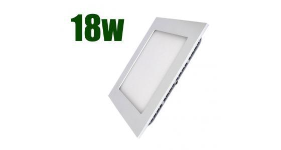 LED св-к LEDEX встр.кв. 18W-1440lm-6500К-225х225х13mm (LX-102164)