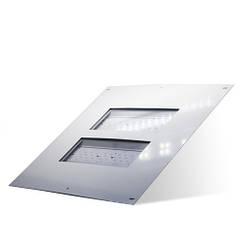 Светодиодный светильник для АЗС встраиваемый SolidGSL-100