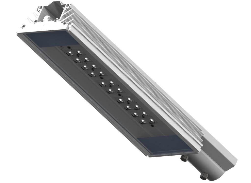 Светодиодный светильник уличный SolidHWL100 NEW