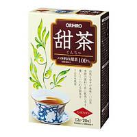 ORIHIRO Чай тенча Черный чай 20 пак по 2 гр ЯПОНИЯ JAPAN