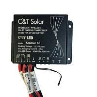 Контроллер заряда для систем освещения C&T SOLAR ACAMAR 60-1024