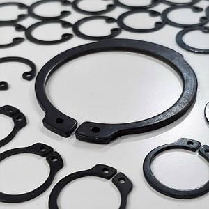 Кольца стопорные наружные ГОСТ 13942-86, DIN 471