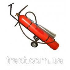Техническое обслуживание (перезарядка) огнетушителя ОУ-40