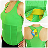 Женская спортивная Майка Hot Shapers, Хот Шейперс из материала NeoTex, разные цвета, фото 5
