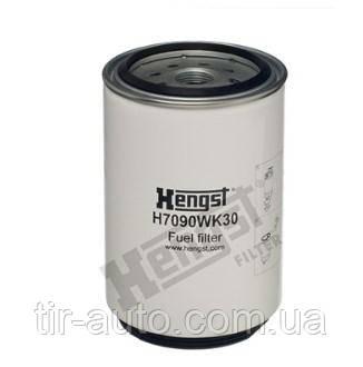 Фильтр топливный DAF/MAN/VOLVO/SCANIA ( HENGST ) H7090WK30