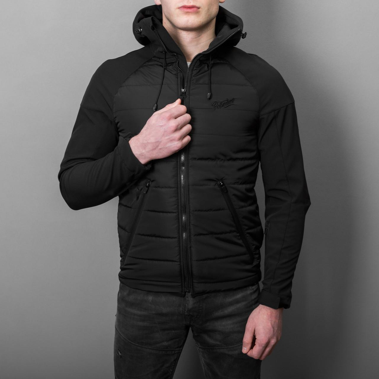 8cc05a081664d Мужская Весенняя куртка Soft Shell Combi - INTRUDER | Интернет- магазин  мужской одежды в Харькове