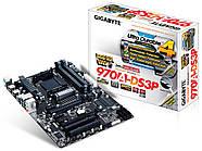 Материнская плата Gigabyte GA-970A-DS3P, sAM3+, ATX