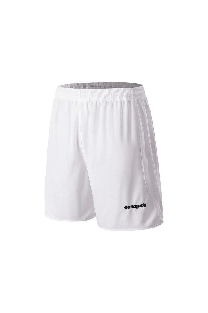Футбольные шорты Europaw белые, фото 1