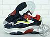 Женские кроссовки Ash Addict Sneakers Black/Red FW18-S-126379-005, фото 2