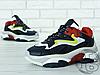 Женские кроссовки Ash Addict Sneakers Black/Red FW18-S-126379-005, фото 4